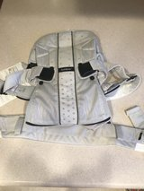 Baby Bjorn Carrier One - silver mesh in San Diego, California