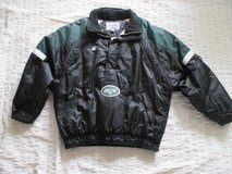 Adult XL JETS NFL Winter Jacket in Naperville, Illinois
