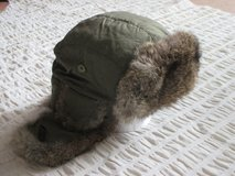 Yukon Charlies trapper hat with ear flaps in Naperville, Illinois