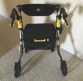 Medline Rollator Walker in Plainfield, Illinois