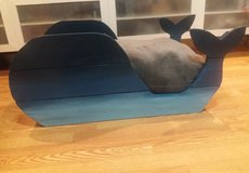 Whale shaped dog or cat bed in Biloxi, Mississippi