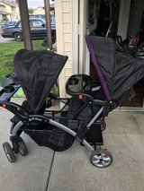 Double stroller in Vacaville, California