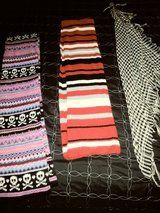 Scarf lot in Spring, Texas