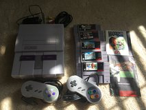 Super Nintendo and games in Honolulu, Hawaii