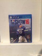 MLB The Show 16 for PS4 in Fort Leonard Wood, Missouri