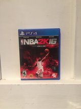 NBA 2k16 for PS4 in Fort Leonard Wood, Missouri