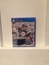 Madden 17 for PS4 in Fort Leonard Wood, Missouri