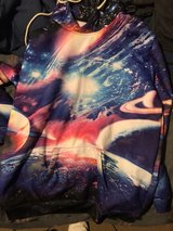 galaxy hoodie in Fort Campbell, Kentucky