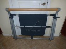 Fluidity Fitness Evolved Bar System with Mat Ballet Yoga Exercise Portable in Spring, Texas