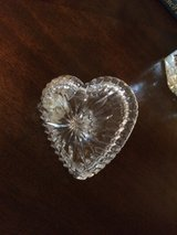 Waterford Crystal Heart Shaped Ring Holder in Kingwood, Texas