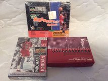 Cards: Michael Jordan Sets & Box in Perry, Georgia