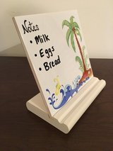 Dry erase note easel in Wilmington, North Carolina