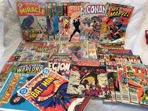 Comics: Large Mix (VF-NM) in Warner Robins, Georgia
