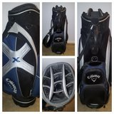 Callaway X series golf cart bag in Bolingbrook, Illinois