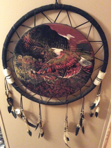 Art: Eagle Dream Catcher in Warner Robins, Georgia