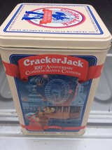 Cracker Jack Collector Tin in Macon, Georgia