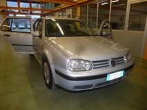 VW Golf IV in Vicenza, Italy