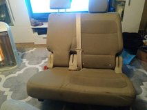 FORD FLEX SEL 3.5L V6 2ND/ 3RD REAR ROW SEAT  FOLDING FLAT ASSEMBLY in Fort Lee, Virginia