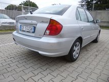 Automatic Hyundai Accent in Vicenza, Italy