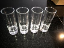 Tequila shot glasses in Ramstein, Germany