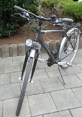 Bicycle in Ramstein, Germany