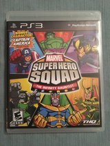 PS3 Marvel Superhero Squad in Ramstein, Germany