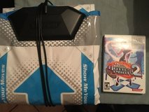 Wii Dance Dance Revolution Party 2 w/pad in Ramstein, Germany