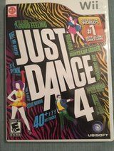 Wii Just Dance 4 in Ramstein, Germany