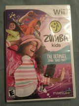 Wii Kids Zumba New and sealed in Ramstein, Germany