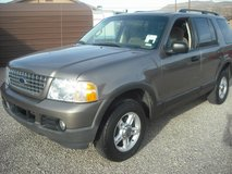 2003 FORD EXLORER XLT 4X4 3RD ROW.suv in Alamogordo, New Mexico