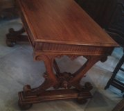 Rare antique German desk  - around 1880 in Ramstein, Germany