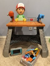 Handy Manny Tool Bench in Joliet, Illinois