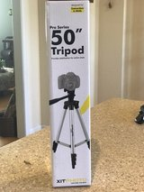 new tripod still in box in Plainfield, Illinois
