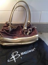 B. Makowsky Bronze and Gold purse in Naperville, Illinois