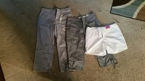women's capris and shorts size 4/6 new with tags in Warner Robins, Georgia
