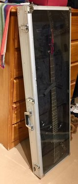 NICE BASS GUITAR WITH EXTRAS in 29 Palms, California