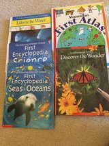 Educational non fiction books for elementary Great for Homeschooling in Naperville, Illinois