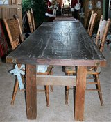 10' BARNWOOD TABLE 4 SALE OR TRADE!!! in 29 Palms, California