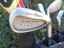 Men's Right handed Taylormade Burner golf clubs in El Paso, Texas