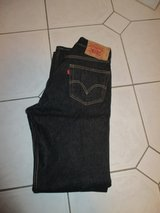 black Levis 501 jeans in Ramstein, Germany