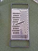 Antique hand grater in Naperville, Illinois