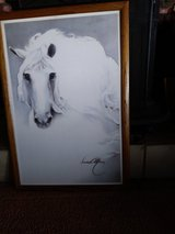 Framed Sara Moon Horse Print! in 29 Palms, California