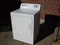 GE Electric Dryer. Like New! in Shorewood, Illinois