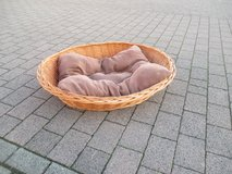 XL wicker dog basket in Ramstein, Germany