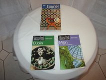 3 travel books in Ramstein, Germany
