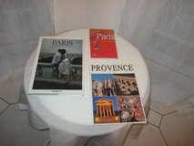 Paris + Provence, 3 books in Ramstein, Germany