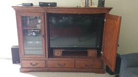 Entertainment Center /TV Stand in Byron, Georgia