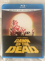 "BlueRay: ""Dawn of the Dead"" in Perry, Georgia"