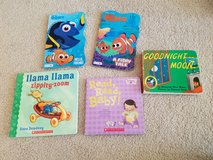 Baby board book set with Good Night Moon in Naperville, Illinois