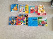 Sounds and Lift-the-flap books set in Bolingbrook, Illinois